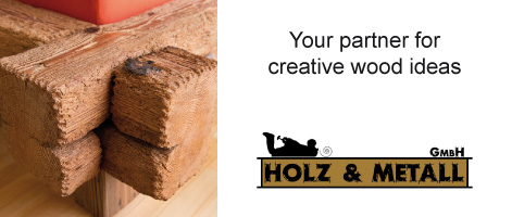 Your partner for creative wood ideas