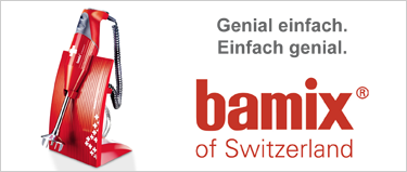 bamix of Switzerland, genial einfach
