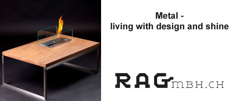 Metal - living with design and shine