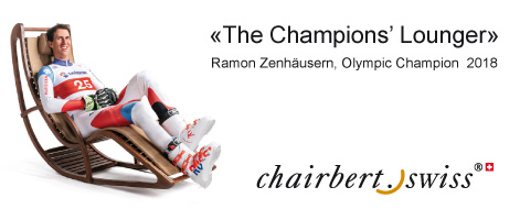 The Champions' Lounger