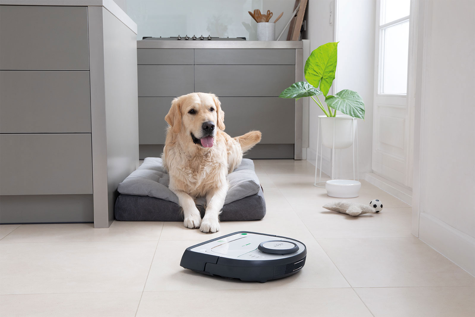 Vacuum Cleaner Robot Kobold made by Vorwerk