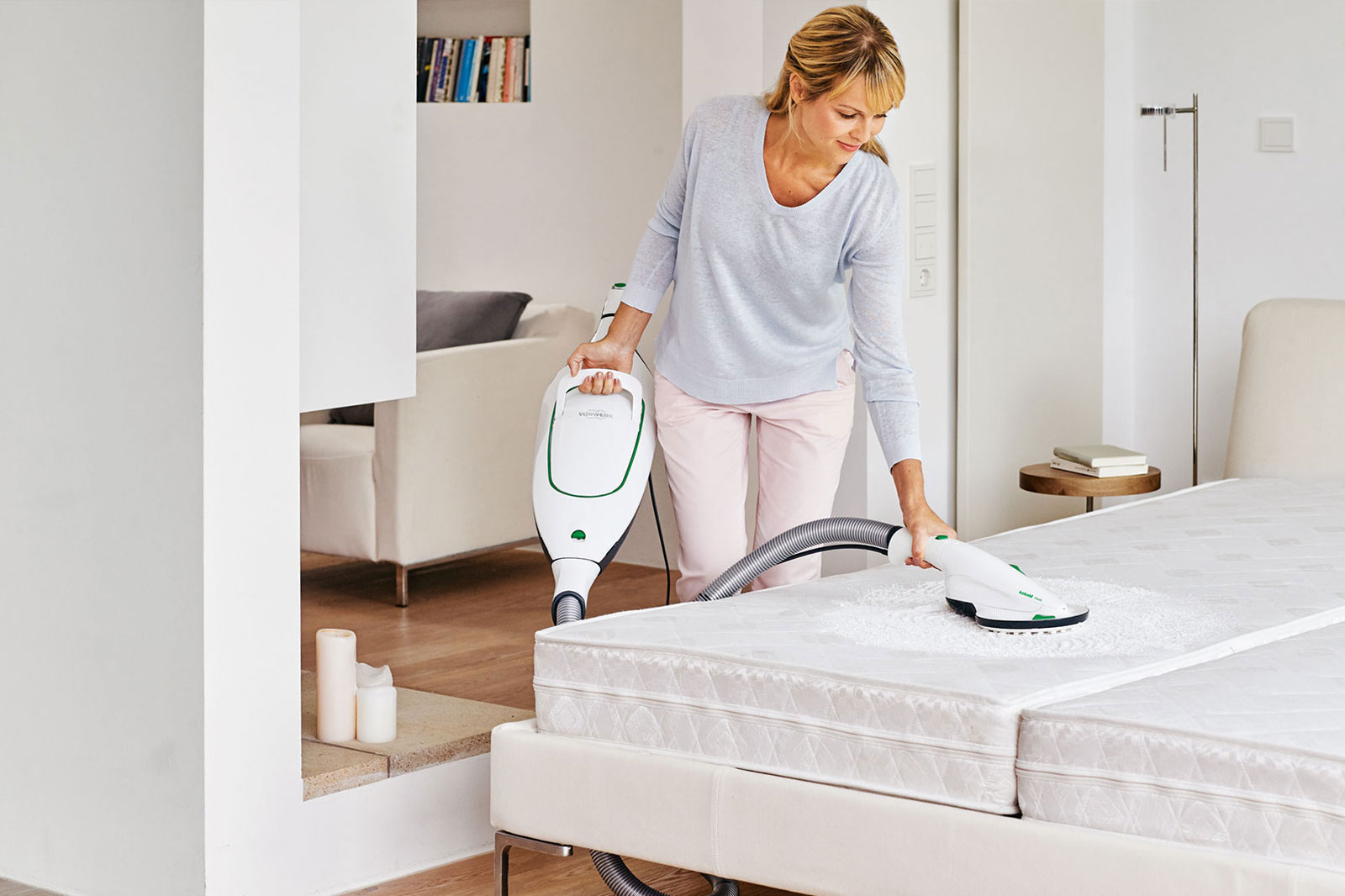 Hand vacuum cleaner Kobold made by Vorwerk